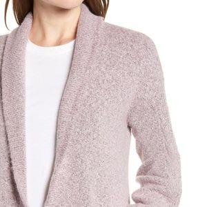 hinge Sweaters - Hinge Longline Cardigan Sweater
